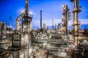 BP refinery lingen