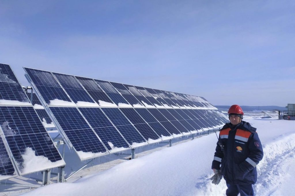 Solar panels installed by Ingka Group, owner of IKEA