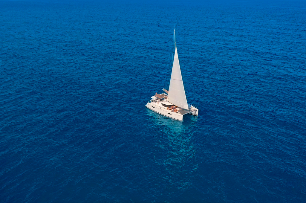 Yacht sailing pushes for marine life protection, clean oceans, and environmental stewardship.
