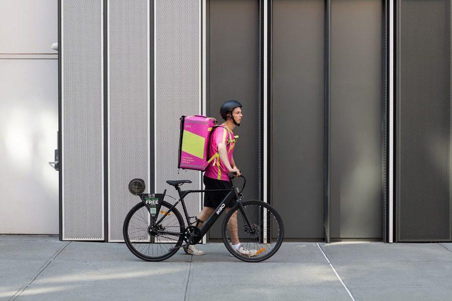 Ultrafast Retailer Buyk Rides Into New York City